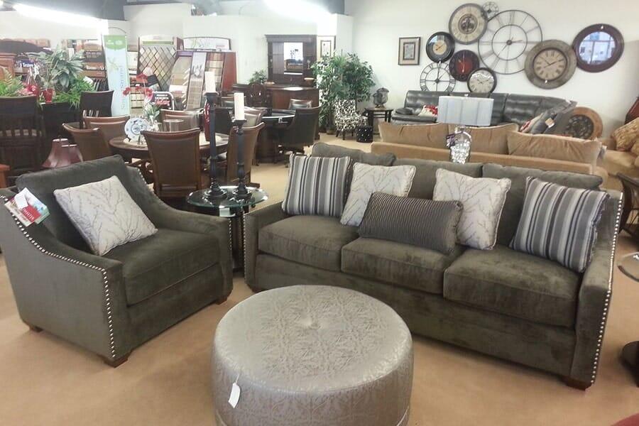 Shop floors in Carrollton IL from Jerseyville Carpet & Furniture Galleries