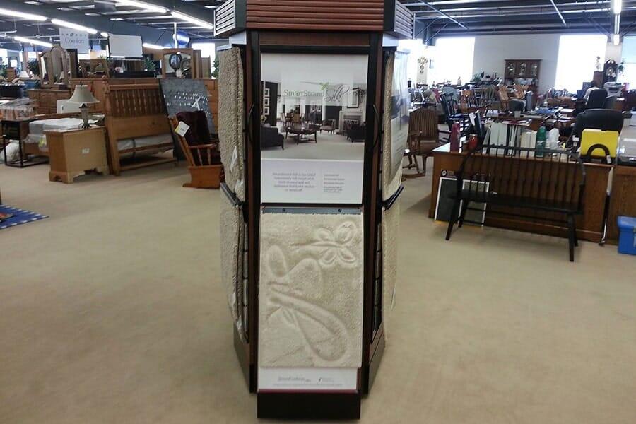 Shop carpet in Alton IL from Jerseyville Carpet & Furniture Galleries