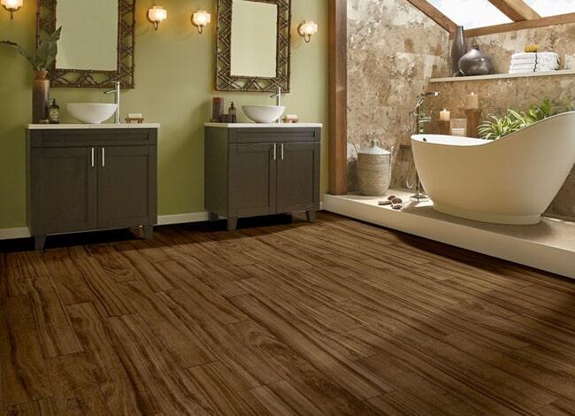 Waterproof flooring from Forever Floors Wholesale near Wylie TX