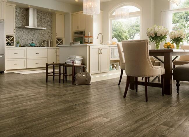 Waterproof flooring from Forever Floors Wholesale near Garland TX