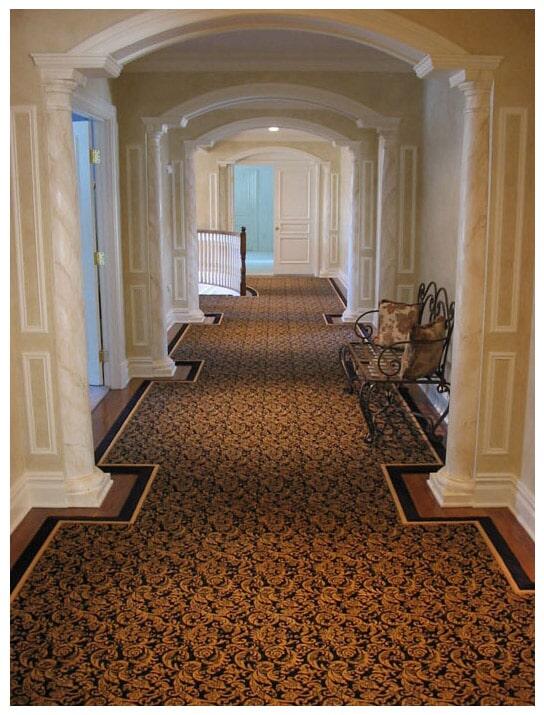 Custom carpet in Mahwah, NJ from G. Fried Flooring & Design