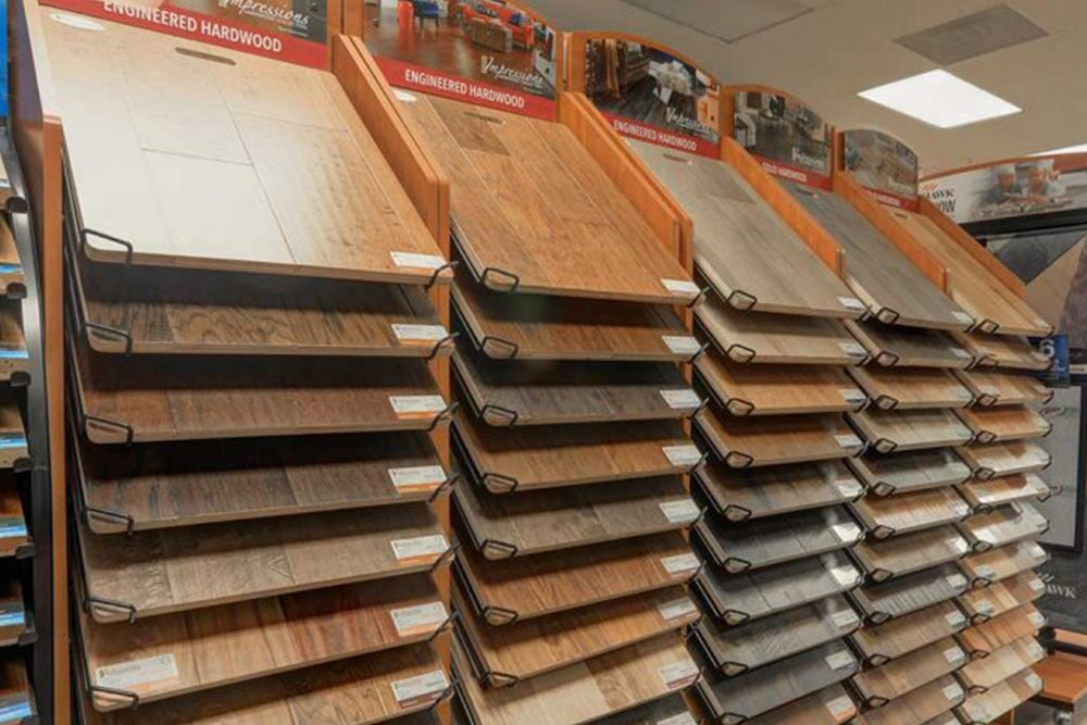 DJ Floors offers flooring near Hanover MD