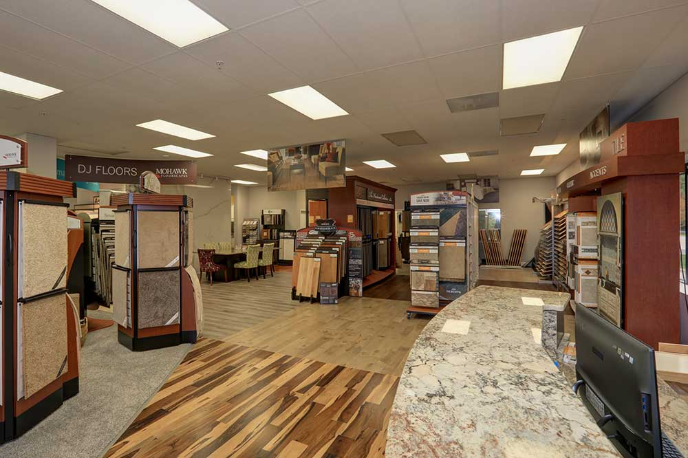 DJ Floors offers flooring near Columbia MD