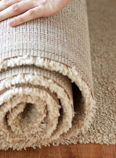 Carpet installation in Elkridge MD from DJ Floors & Remodeling