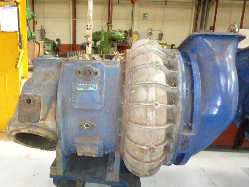 Elliott Turbocharger Guatemala - Reemplazo y reparación