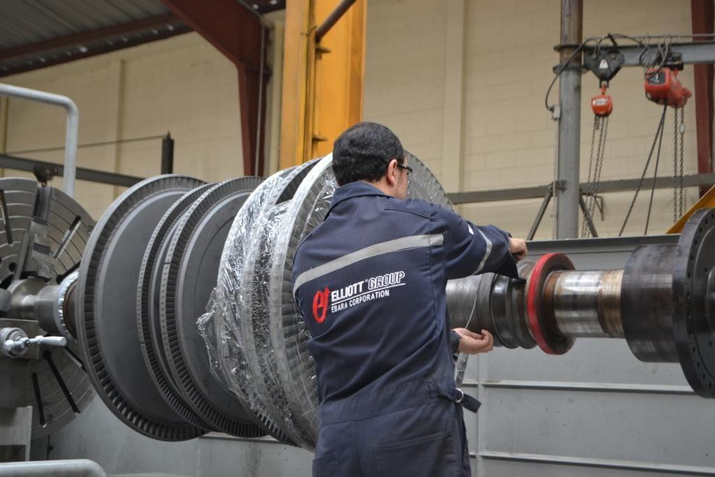 Elliott Turbocharger Guatemala - turbinas de vapor