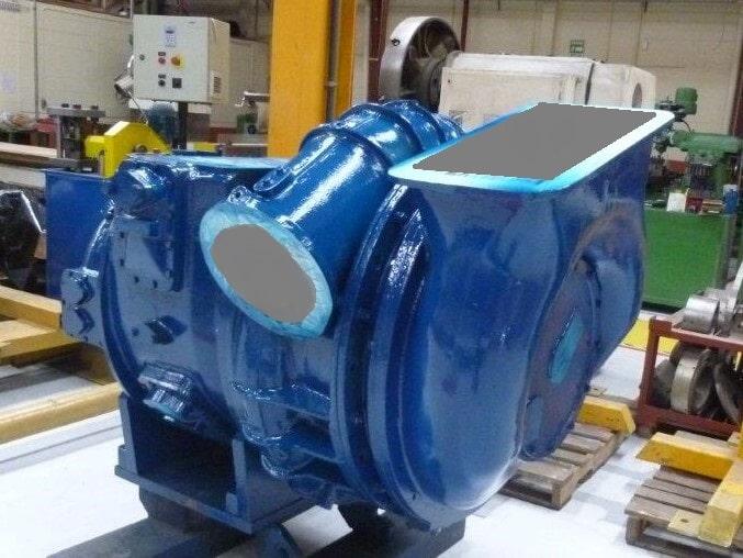Elliott Turbocharger Guatemala - balanceo dinamico