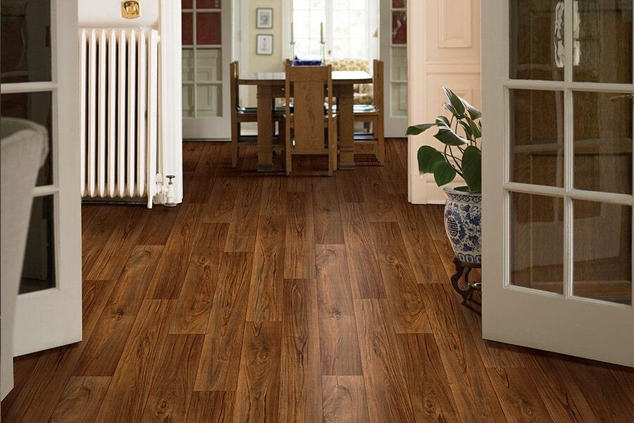 Wood look vinyl floors in Dallas GA from Heath Flooring Concepts, LLC