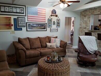 Sample Home Floor