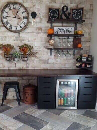 Flooring Sample Kitchen