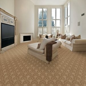 Professional flooring installation services provided by Luxor Floors Inc. in Burlingame, CA.