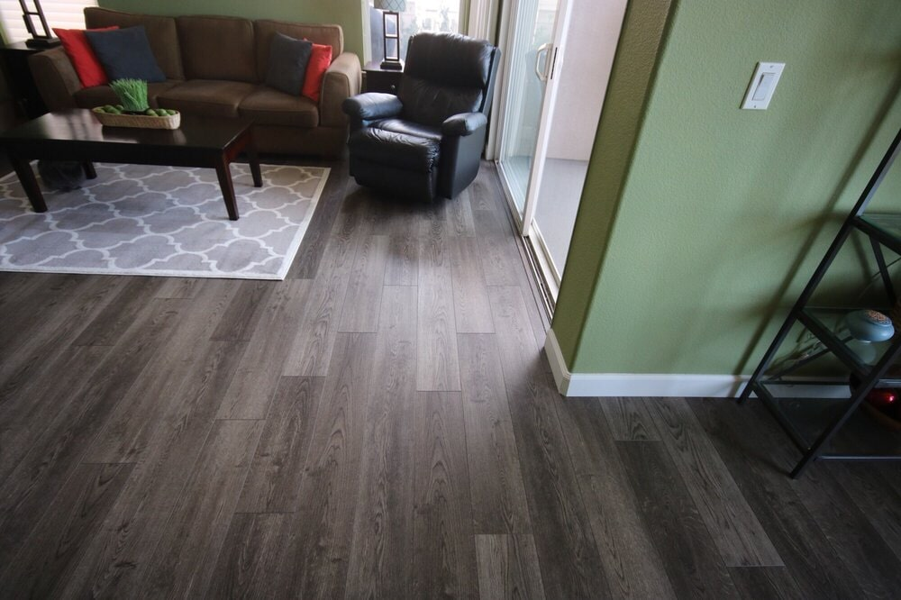 Flooring installation in San Mateo, CA by Luxor Floors Inc.