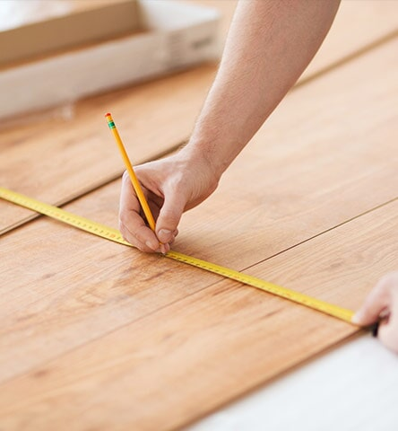 Flooring measurements and estimates in Layton UT by Americarpets