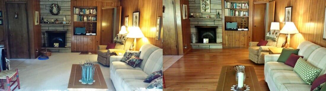 Flooring from Sherlock's Carpet & Tile in Homer Glen, IL