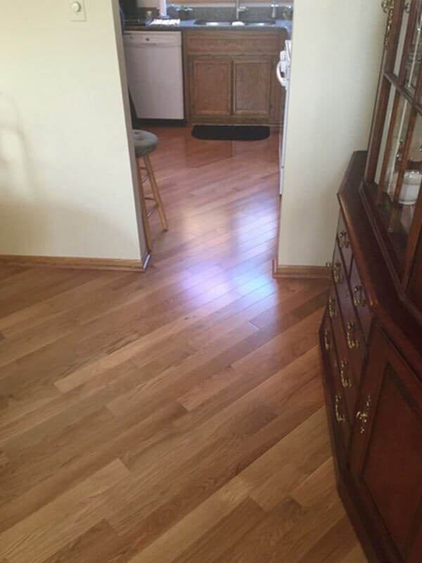 Hardwood Installation from Sherlock's Carpet & Tile in Orland Park, IL