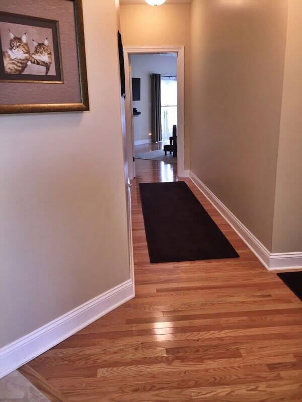 Hardwood flooring from Sherlock's Carpet & Tile in Homer Glen, IL
