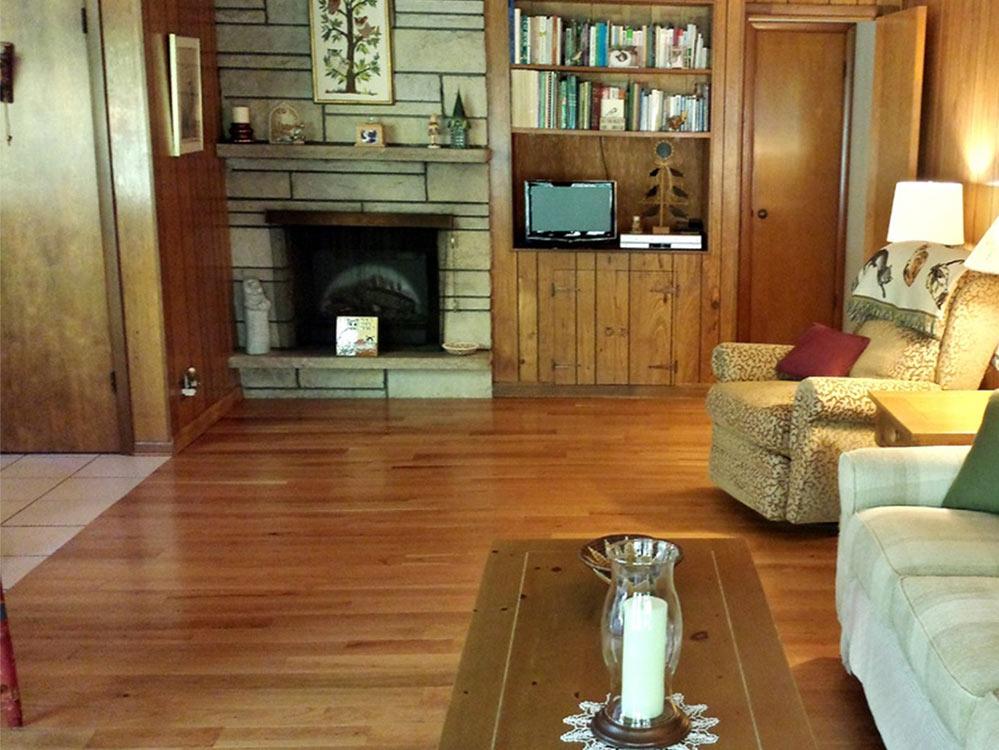 Hardwood from Sherlock's Carpet & Tile in New Lenox, IL