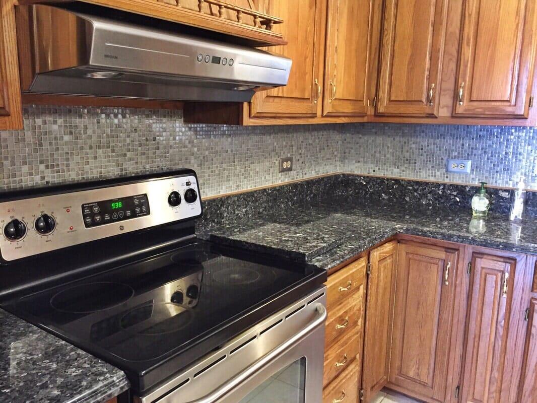 Tile Backsplash in Homer Glen, IL from Sherlock's Carpet & Tile