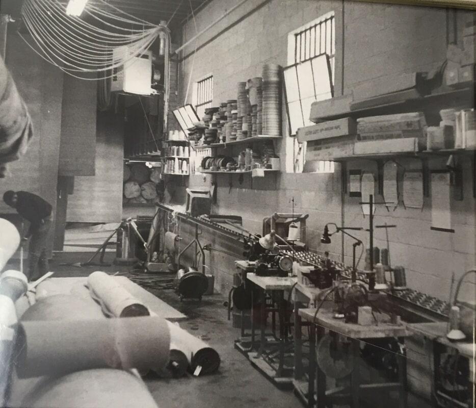 Kanter's Carpet and Design History