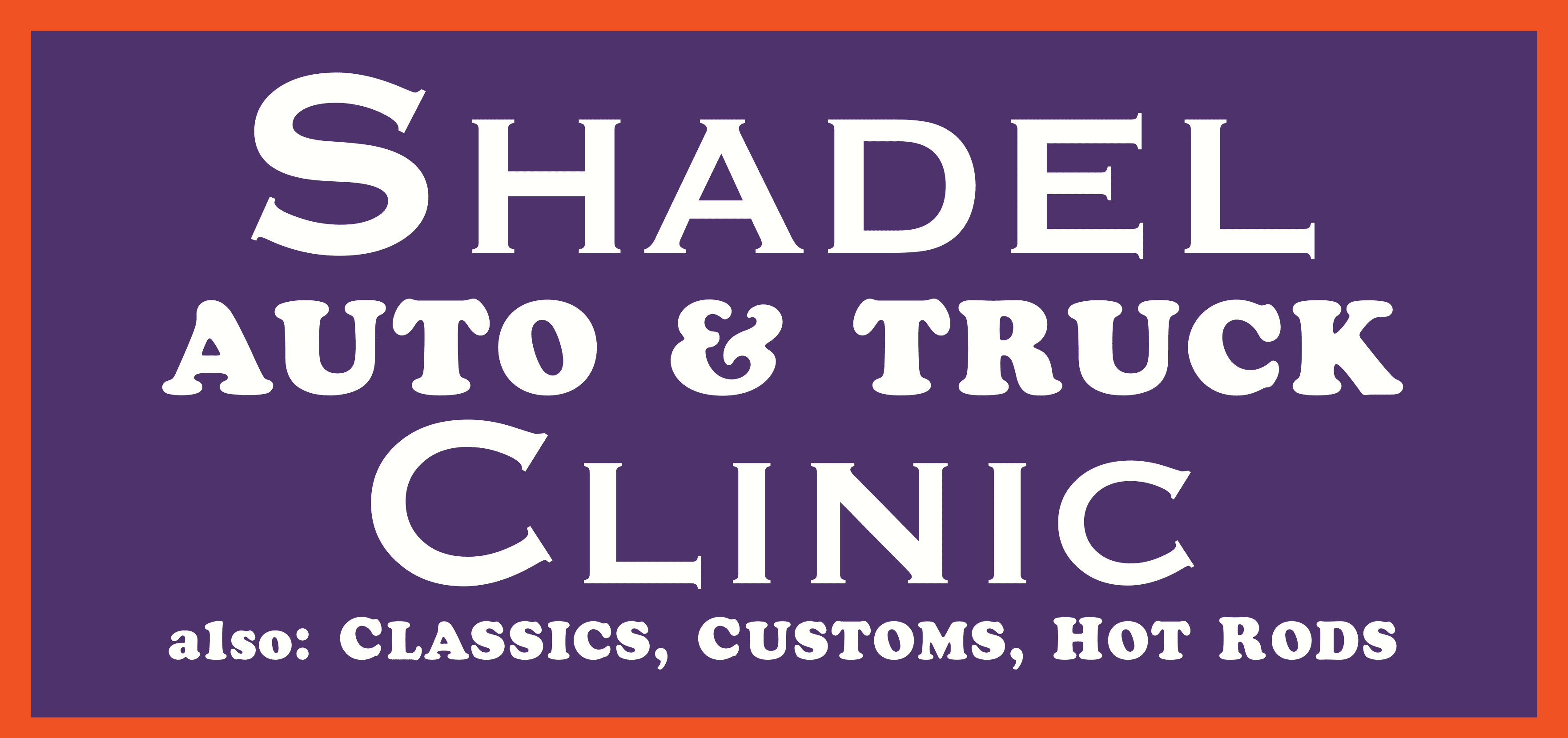 Shadel Auto and Truck Clinic