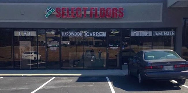 Select Floors - LVT, Hardwood, Carpet, Tile, Laminate and more
