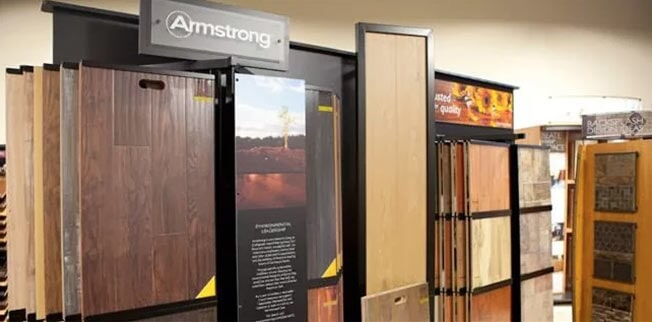Armstrong flooring retailer near Alpharetta, GA from Select Floors