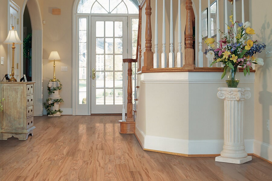 Hardwood Flooring from Hill City Carpet