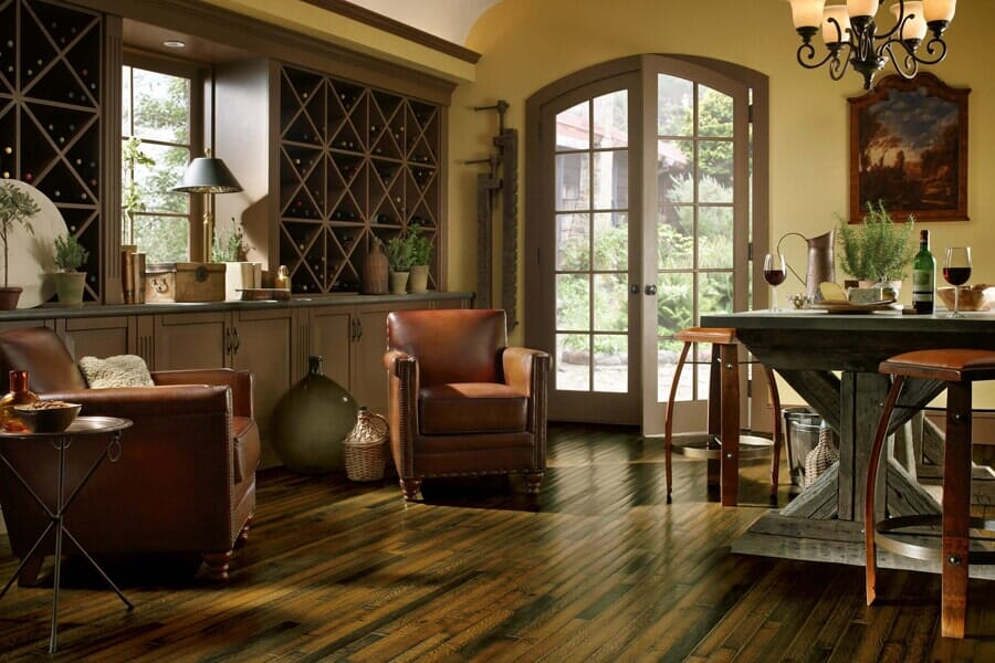 Hardwood flooring from Hardwood Floor Company near Jupiter FL