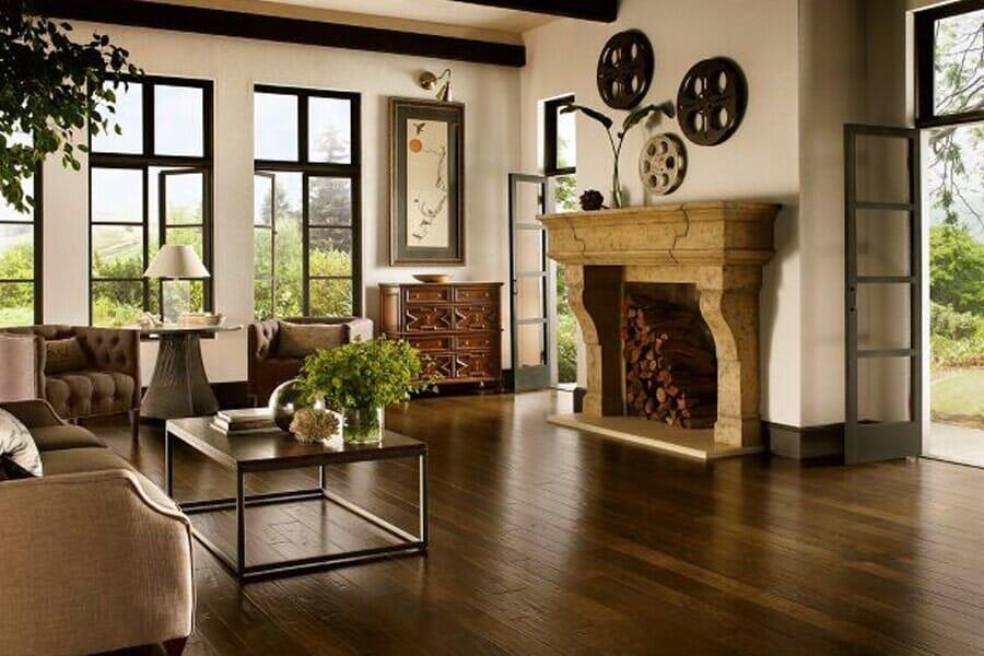 Hardwood flooring from Hardwood Floor Company near Palm Beach Gardens FL