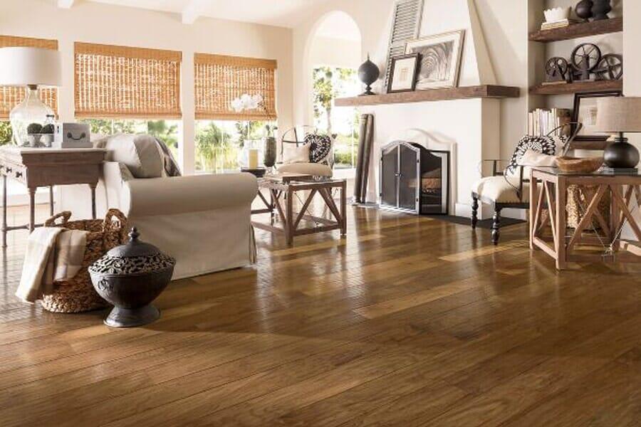 Hardwood flooring from Hardwood Floor Company near North Palm Beach FL