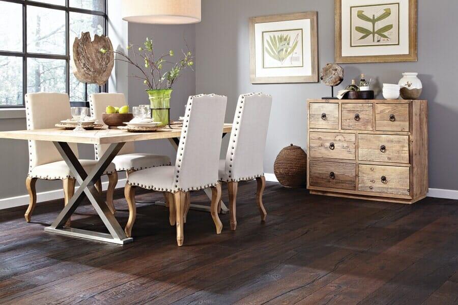 Hardwood flooring from Hardwood Floor Company near West Palm Beach FL