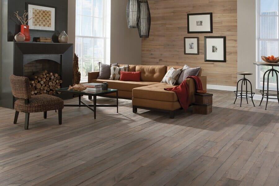 Hardwood flooring from Hardwood Floor Company in Florida