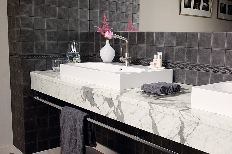 Countertops in Corona CA by Elci Cabinets & Floors