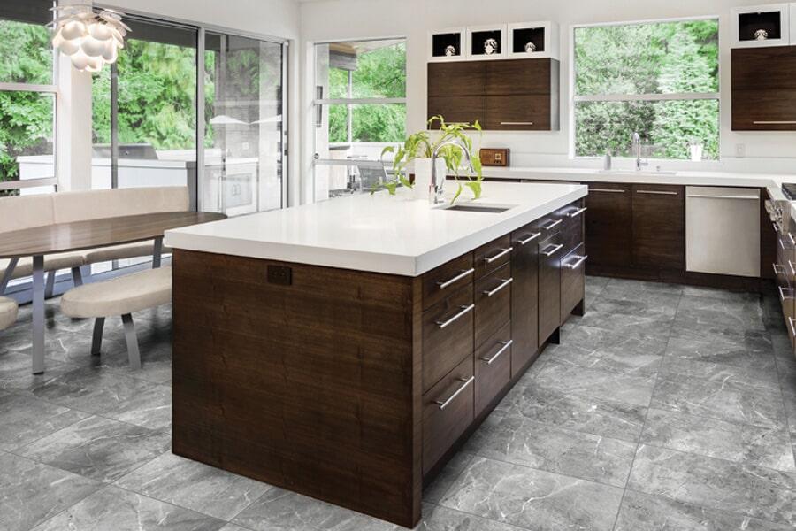Anatolia Regency Carbon Countertops Countertops in Norco, CA by Elci Cabinets & Floors