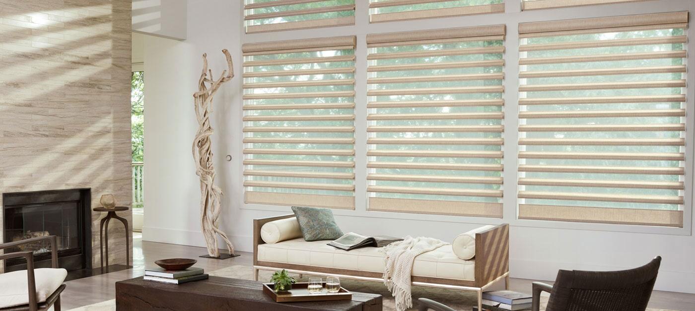Hunter Douglas Window Treatments in Northwest Floors in Billings MT