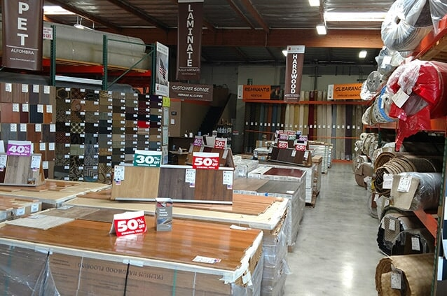 Flooring Products available near San Pedro CA