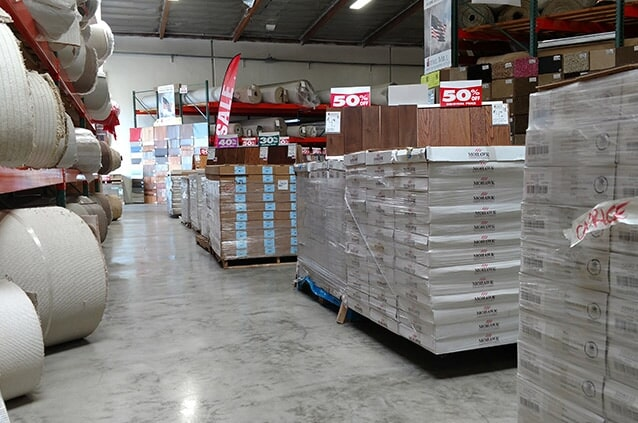 Shop Flooring Products in CA