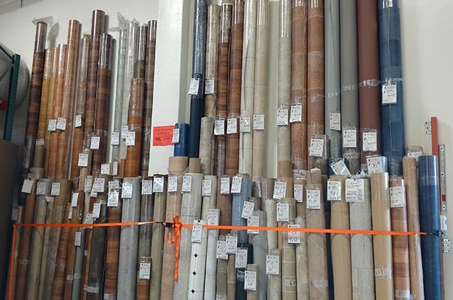 Get your floors from The Mill
