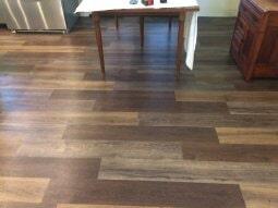 Luxury vinyl planks in Nashport OH from Lavy's Flooring