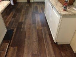 Durable luxury vinyl plank in Crooksville OH from Lavy's Flooring