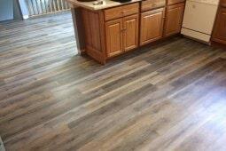 Luxury vinyl planks in New Lexington OH from Lavy's Flooring