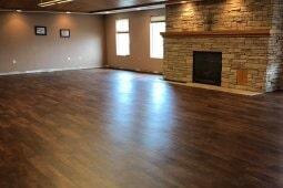 Durable Luxury vinyl floors in Nashport OH from Lavy's Flooring