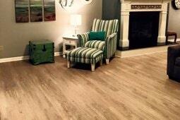 Luxury vinyl floors in Zanesville OH from Lavy's Flooring