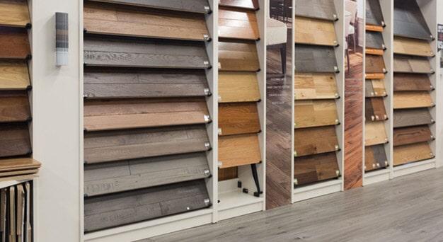 Floor samples in Scarsdale NY from Kanter's Carpet & Design Center