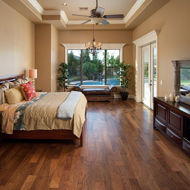 Hardwood installation in Windermere, FL from The Flooring Center