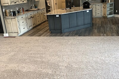 Carpet Installation in Crooksville OH from Lavy's Flooring