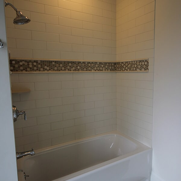 Bayswater Development - tile in Hyannis, MA from Paramount Rug Company