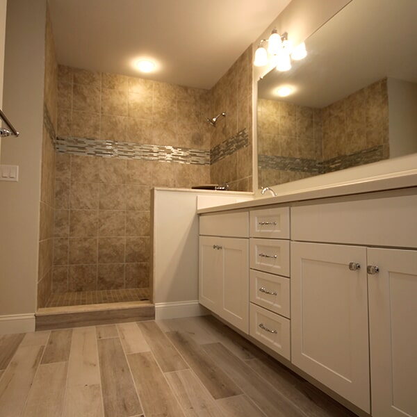 Bayswater Development - luxury vinyl plank floors in Cape Cod, MA from Paramount Rug Company