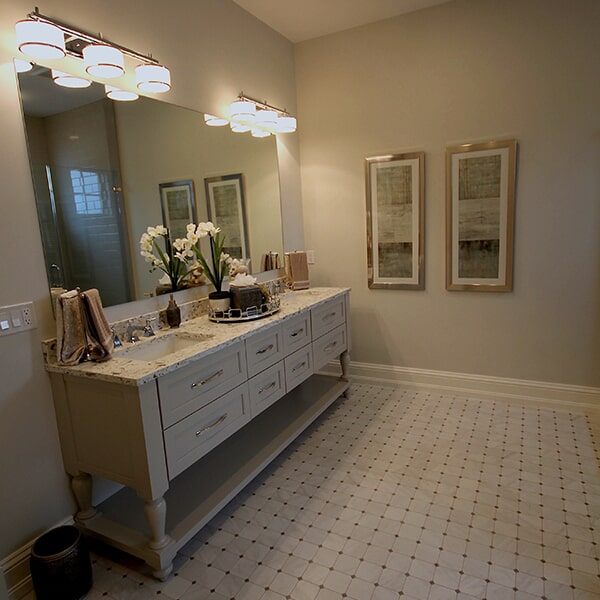 Bayswater Development - tile flooring in Hyannis, MA from Paramount Rug Company