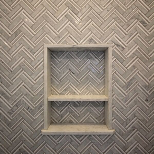Bayswater Development - wall tiles in Cape Cod, MA from Paramount Rug Company